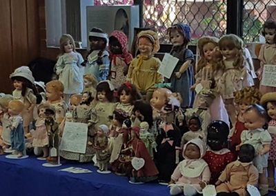 Toowoomba Doll, Bear & Winter Craft Show 2